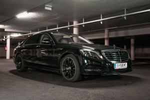 MERCEDES S 350 Bluetec 4 Matic